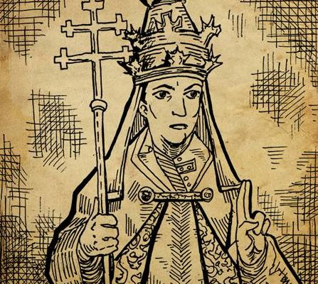 Episode 18 Was There A Female Pope Our Fake History